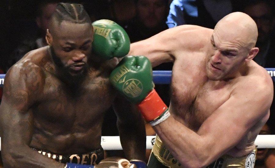 """A WBC """"megsürgette"""" a Wilder-Fury visszavágót"""