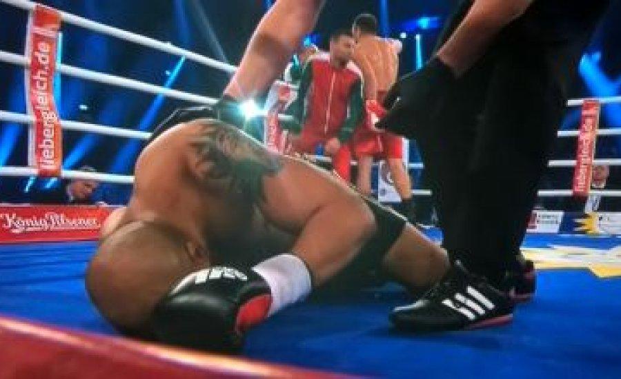 Pulev óriási test KO-val nyert