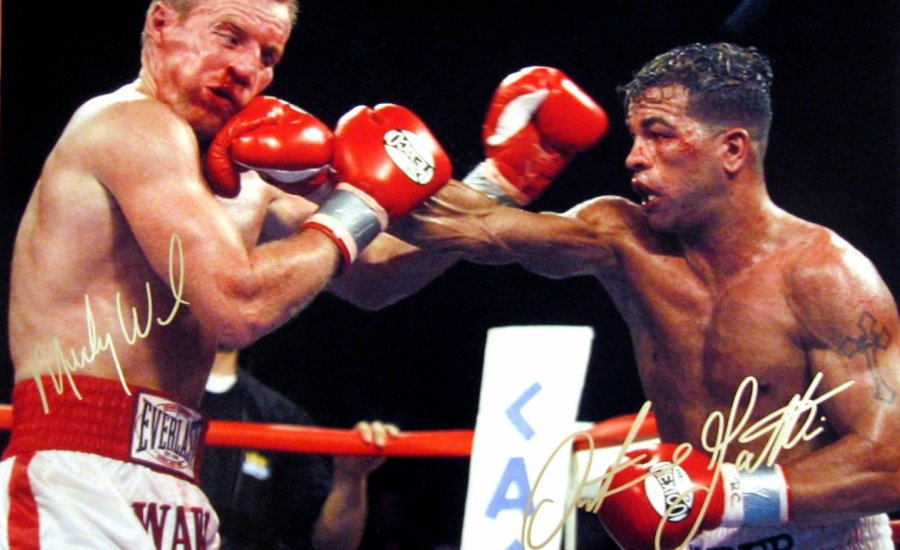 Classic Boxing: Gatti vs Ward II. (2002)