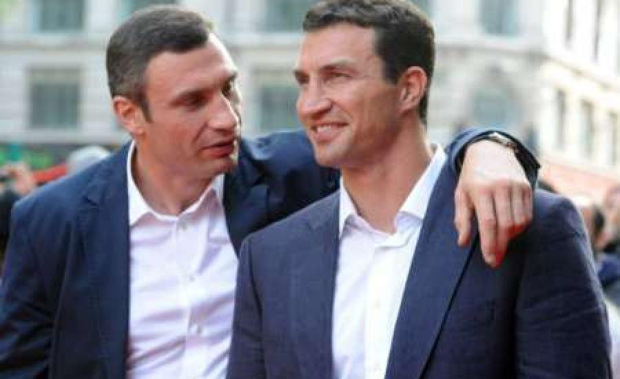 Vitalij Klicsko: senki nem győzi le az öcsémet
