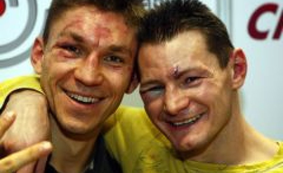 Döbbenet! Erdei Zsolt nem bokszolhat Budapesten?!