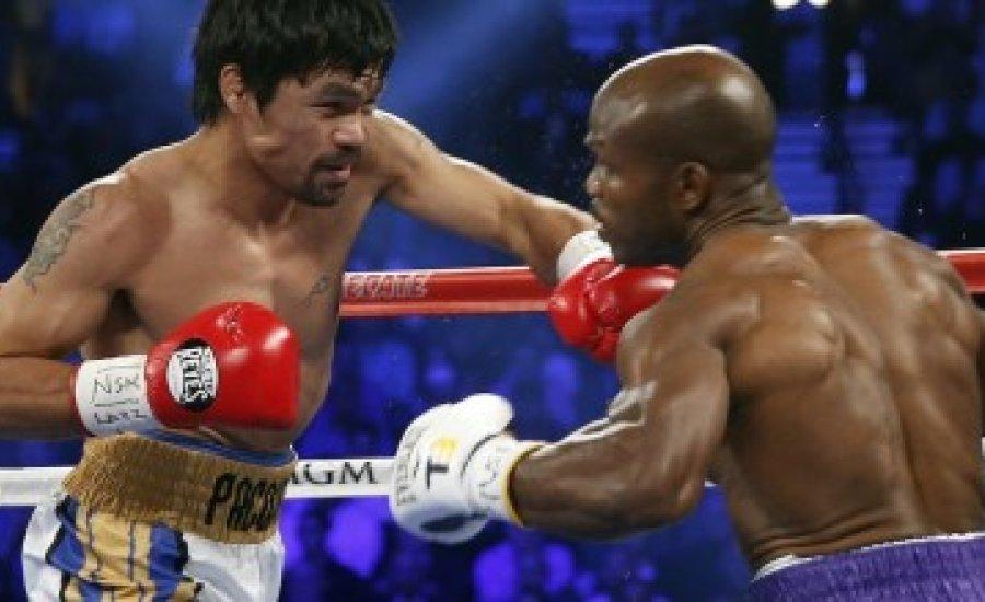 Remek győzelemmel búcsúzott Pacquiao