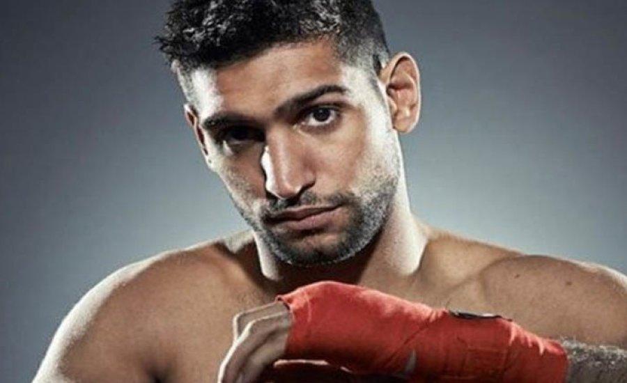 Amir Khan 2020. elején bokszol újra