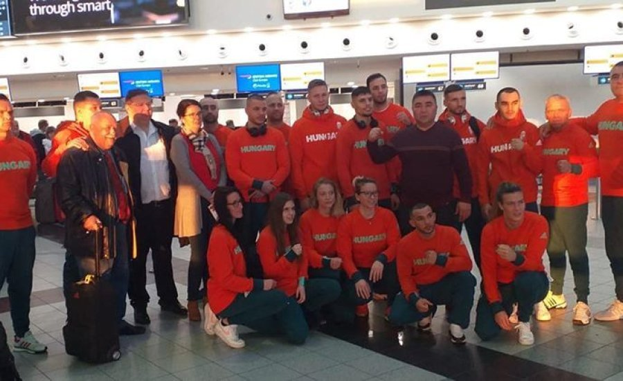 Ökölvívó olimpiai selejtezőtorna - Három magyar lép ringbe szombaton