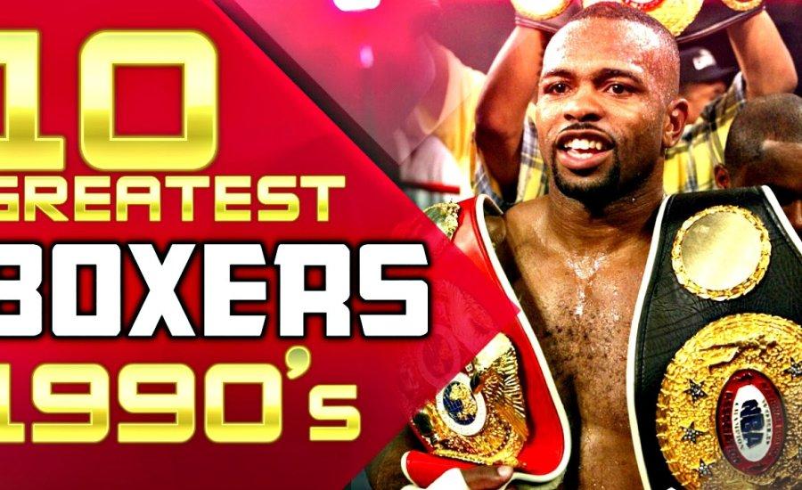 A 90-es évek 10 legjobb profi ökölvívója
