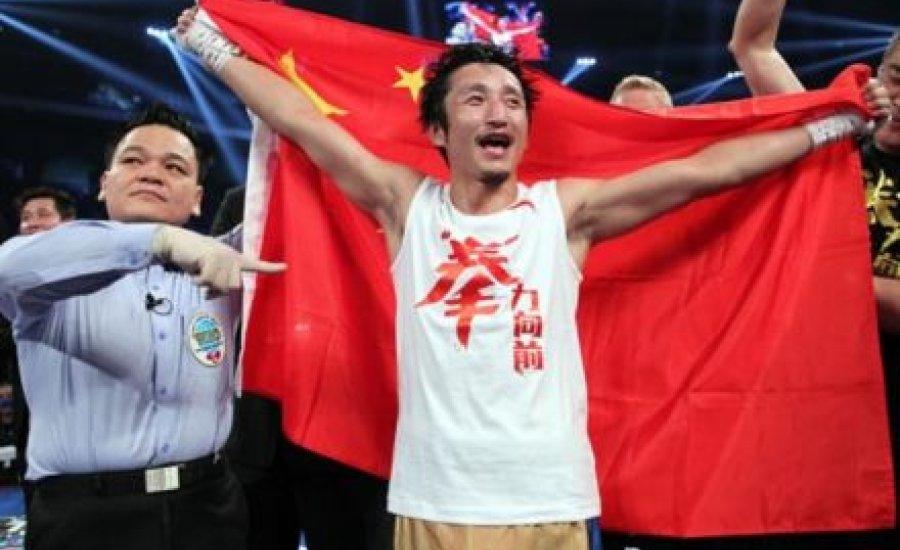 Megvan Zou Shiming első profi kiütése