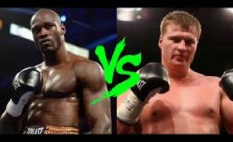 WBC: Wilder-Povetkin májusban vagy júniusban