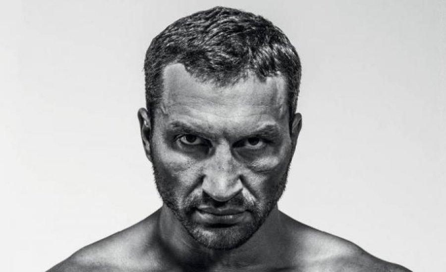 Vlagyimir Klicsko edzésvideó