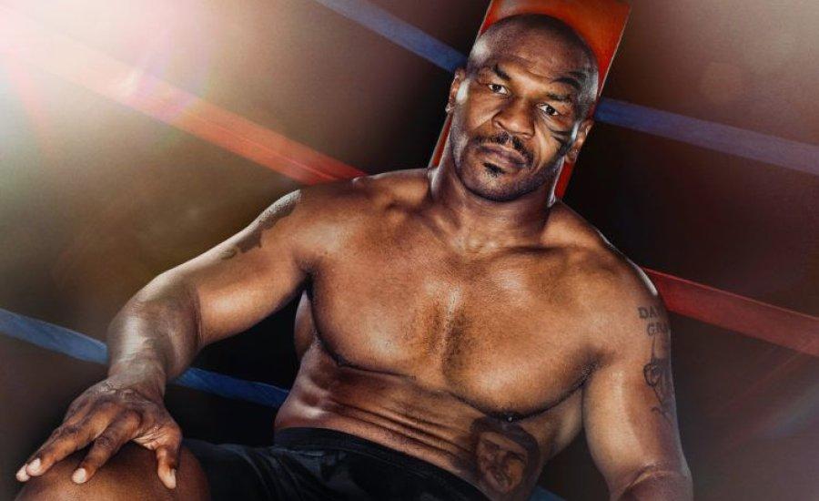 Mike Tyson felkészülése fájdalmas, de most boldog
