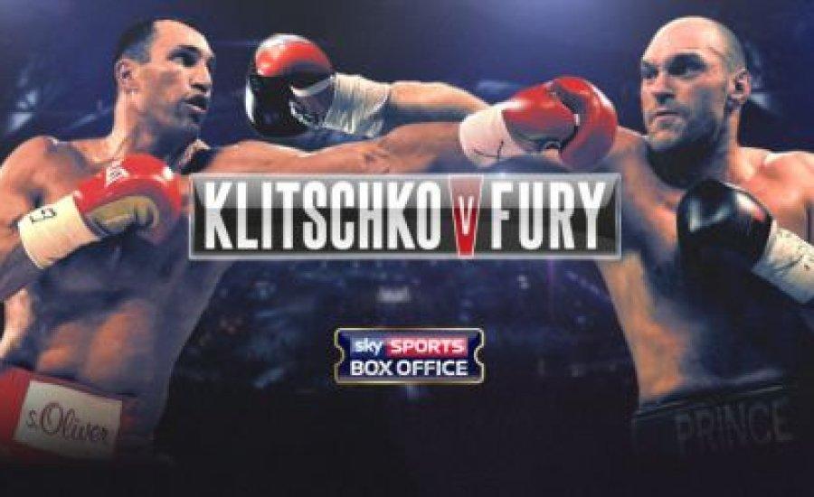 Átszervezett a Sky Sports a Klicsko-Fury csúszása miatt