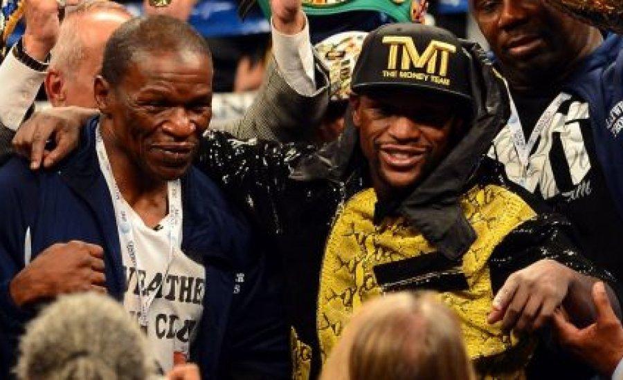 Apja reméli, hogy Floyd betartja a szavát