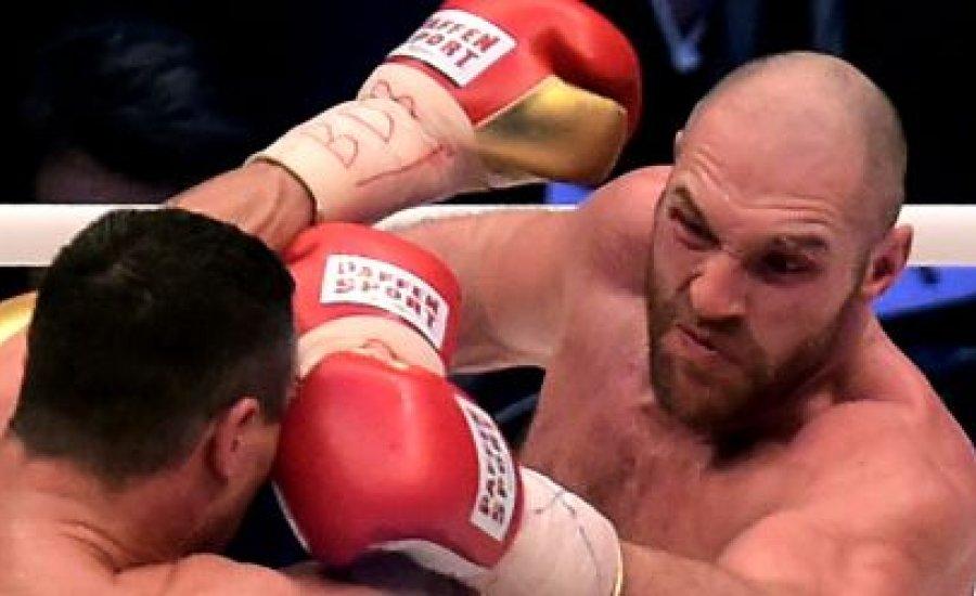 Fury a doppinggyanú ellenére bokszolhat