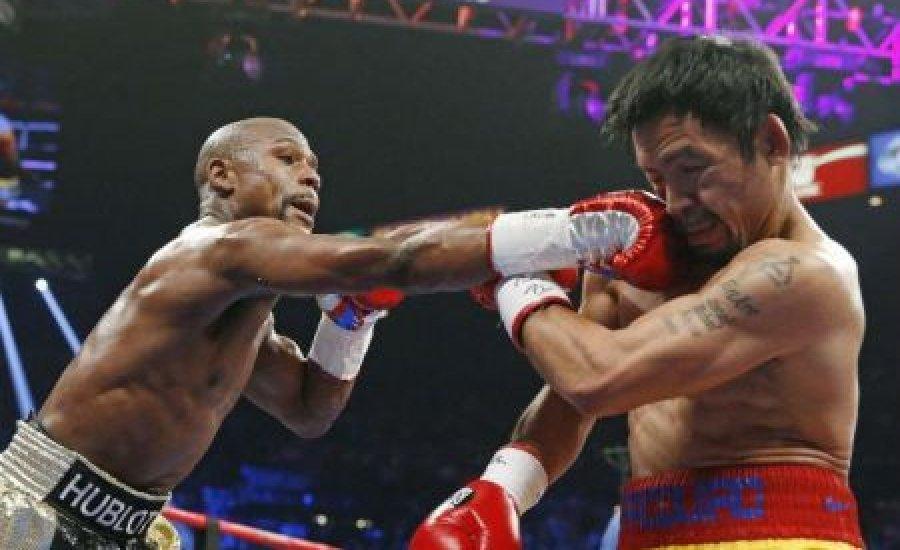 4,4 millió PPV eladás a Floyd-Manny meccsen