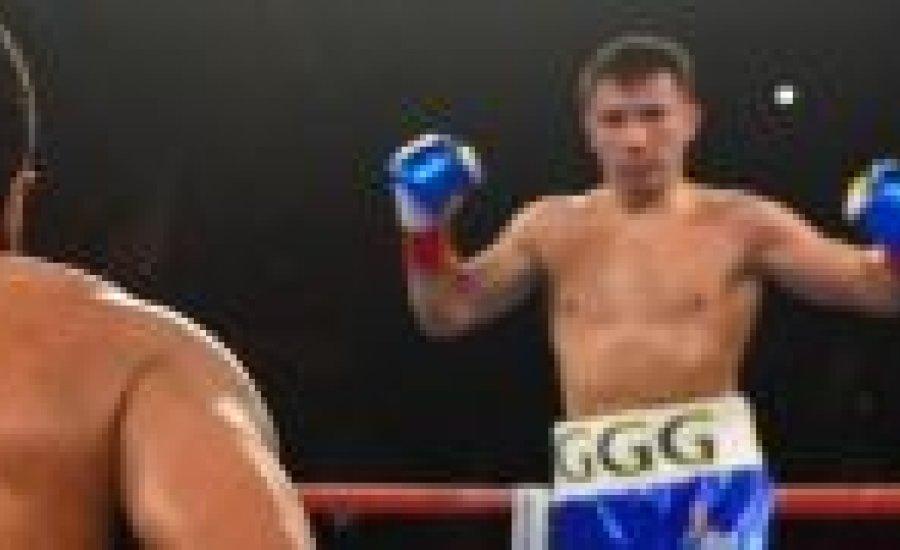 Gennady Golovkin vs Dominic Wade (video)
