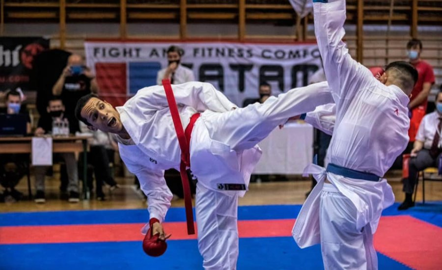 Olimpiai pontszerző karate verseny lesz a hétvégén Lisszabonban