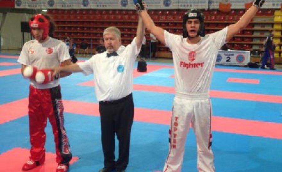 Magyar sikerek a kick-box  Európa-bajnokságon