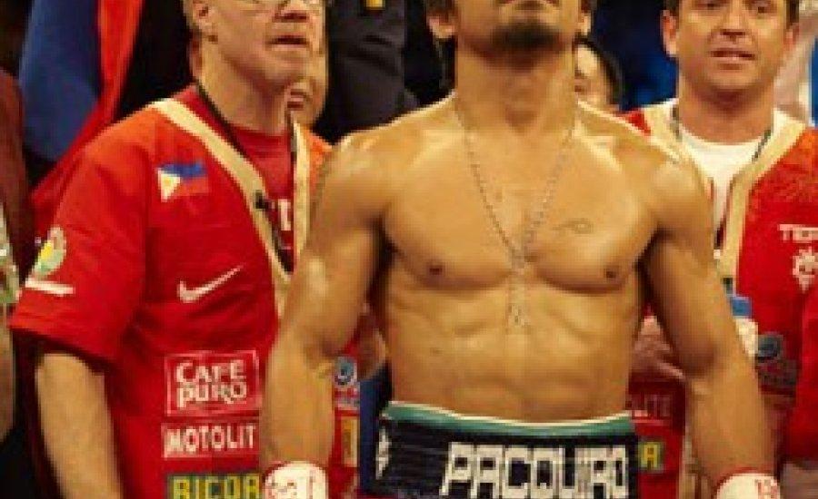 Manny Pacquiao a világ legjobban kereső sportolója