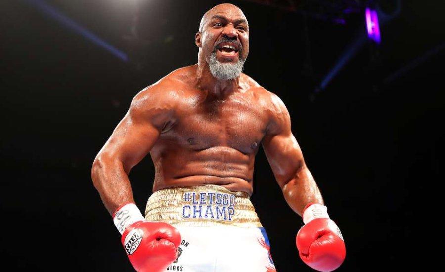 """Az """"Ágyús"""" továbbra is Mike Tyson-t akarja"""