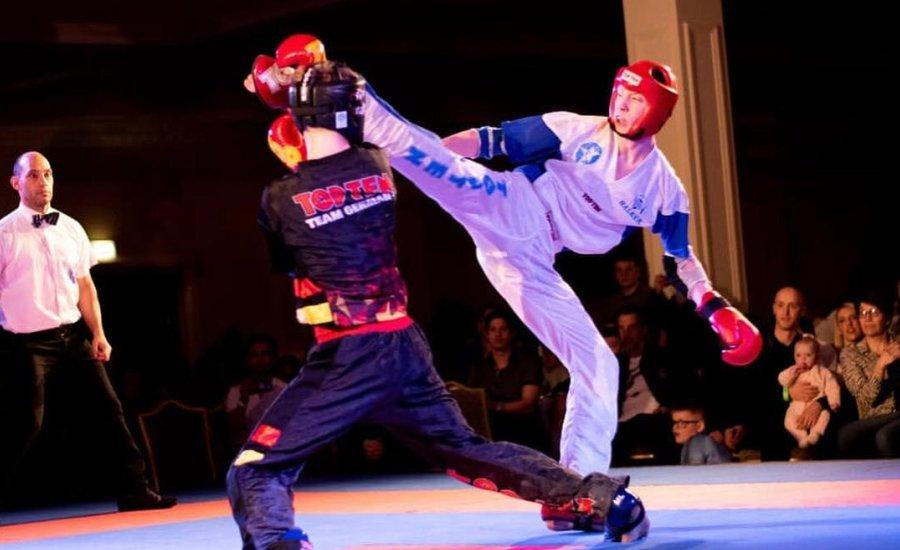 Ökölvívásban is jeleskedik a fiatal kick-boxos klasszis
