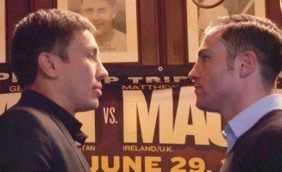 Golovkin és Macklin is nagy küzdelemre készül