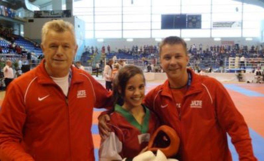 Kick-box Európa-bajnokság: 10 arany a döntők első napján