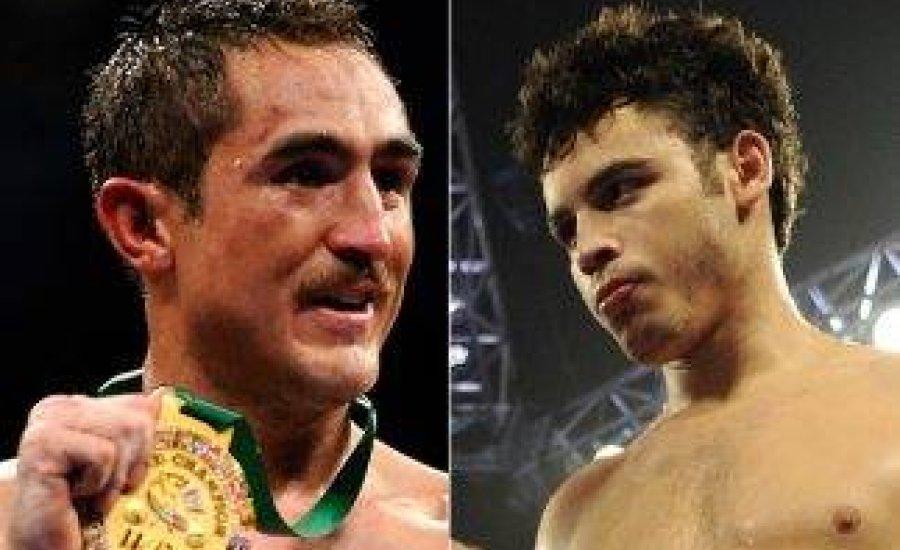 Chavez Jr. - Rubio visszavágó a WBC interim övért