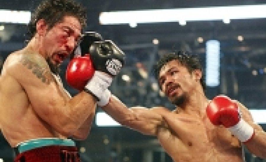 Pacquiao még három évig akar bokszolni