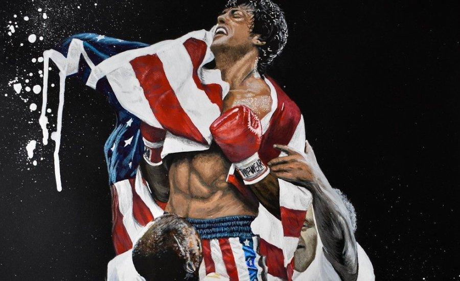 Sylvester Stallone a Rocky IV. évfordulós rendezői változatával készül