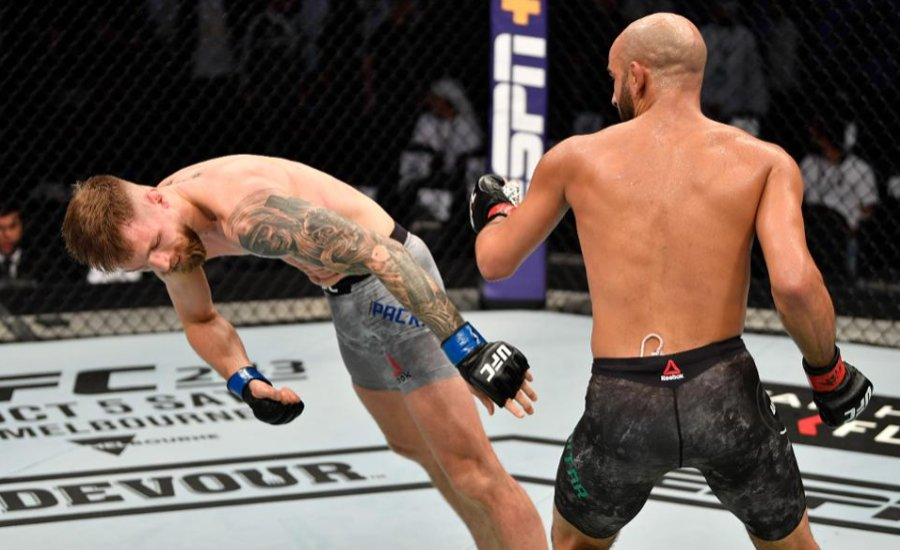 Az UFC történetének 5 legemlékezetesebb kiütése