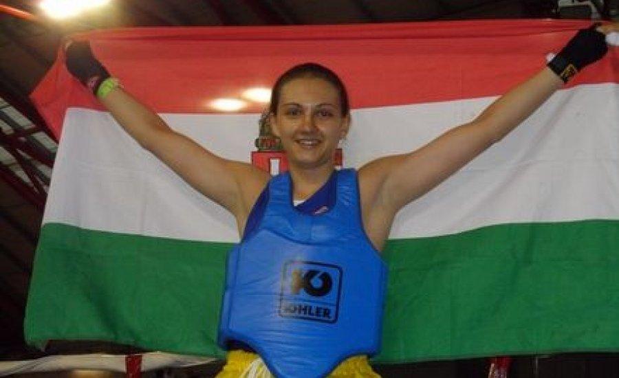 Éltető Daniella ismét IFMA Európa-bajnok