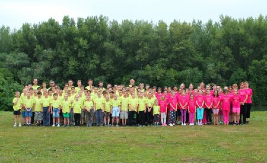 Karate Gyerek Tábor 2014.