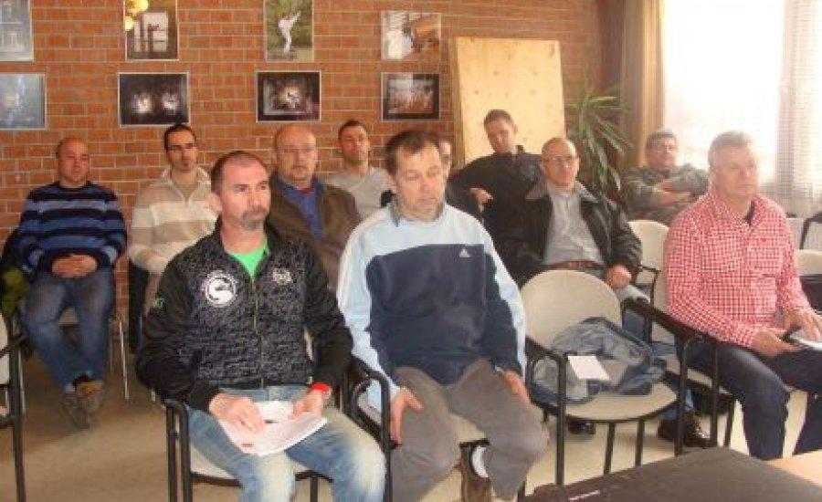 Megtartotta közgyűlését a Békés Megyei Harcművész Szövetség