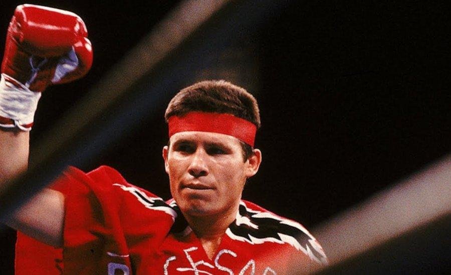 Egy karrier percekben: Julio Cesar Chavez