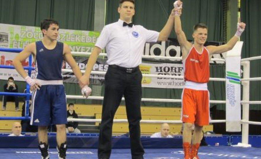 Három döntős a 61. Bocskai emlékversenyen