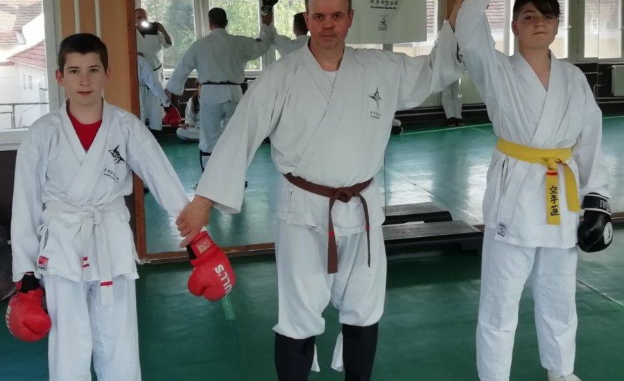 Célegyenesben a harcművész HHV Kupa