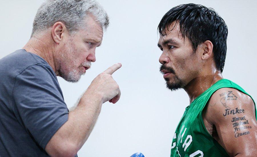 Roach szerint Pacquiao könnyű harcra számíthat Conor McGregor ellen
