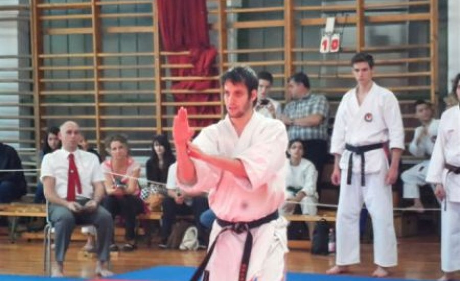 Shotokan karate: Andó Lászlóra emlékeztek