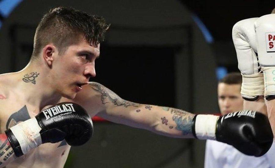 Amerikai csúcsgálán, szupersztárral bokszol Máté Ádám