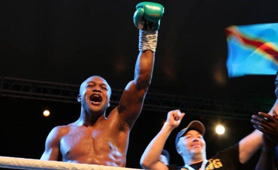 Kongói világbajnoka lett a WBC-nek cirkálósúlyban