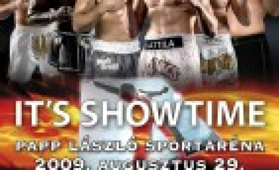 It's Showtime - Budapest: az eddig bejelentett program