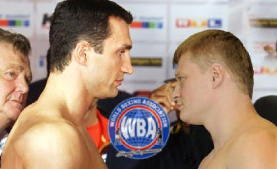 Október 5-én rendezik a Klicsko-Povetkin mérkőzést