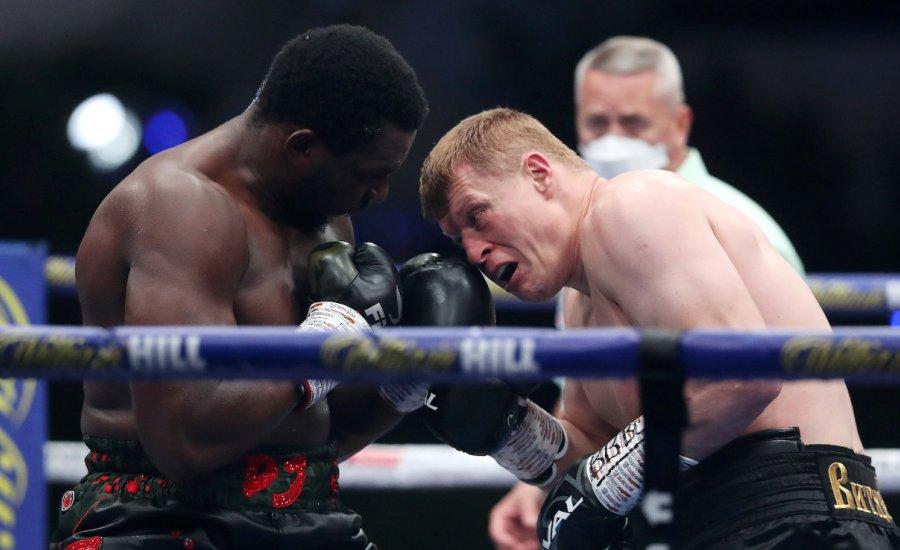 Hiába nyerne a visszavágón, Dillian Whyte nem bokszolhat februárban Fury ellen