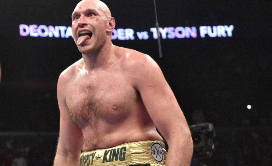 Tyson Fury kiütések: TOP10