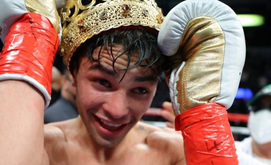 """Kingry"" Garcia MMA karrierről álmodik"