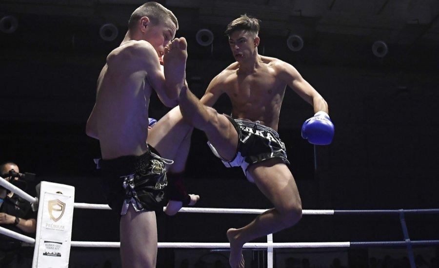 Magyar sikerek a Superfight Series Hungary gálán