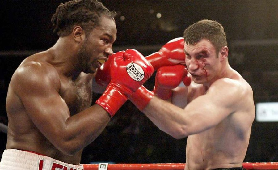 Classic Boxing: Lewis-Klicsko