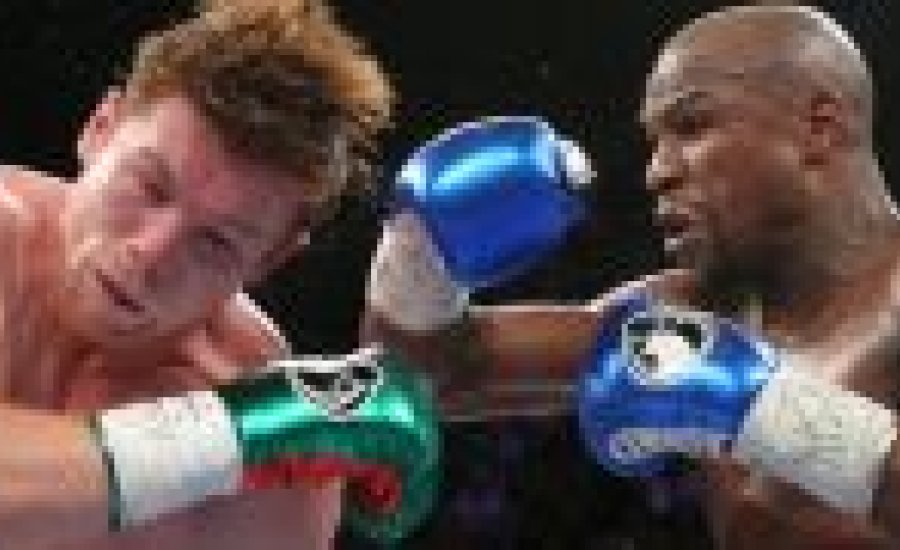 "Floyd Mayweather vs ""Canelo"" Alvarez"