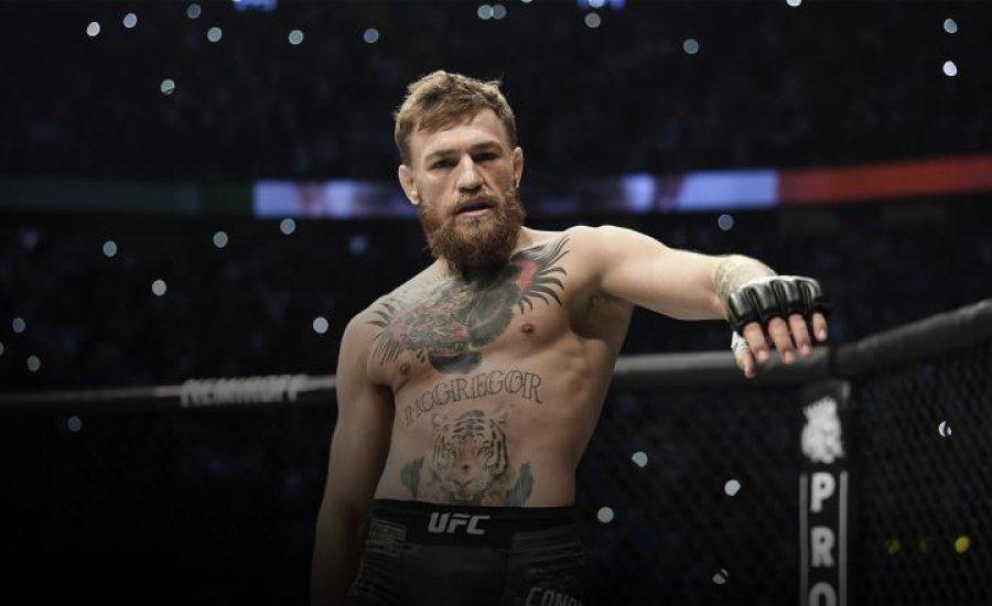 Gyászol Conor McGregor