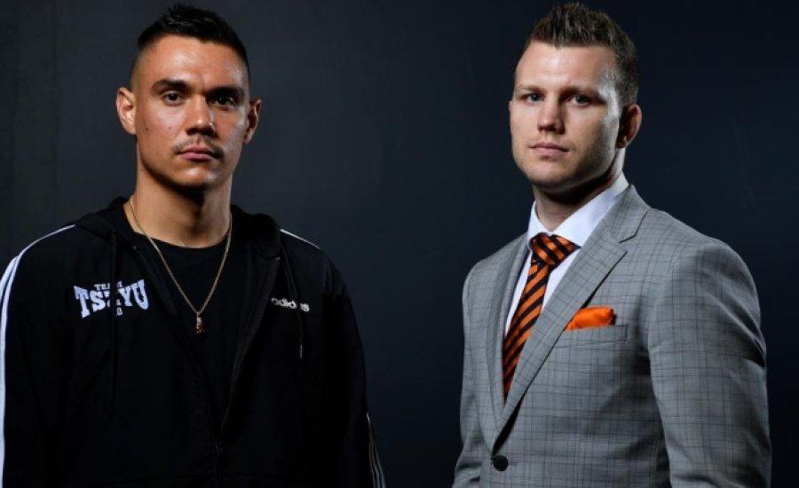 Tim Tszyu ugródeszkának szánja a Jeff Horn elleni küzdelmet