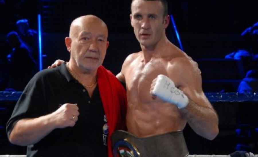 Kelemen Balázsé lett a Magyar-bajnoki öv